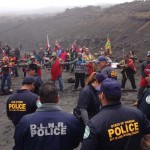 Support Rally on Maui Amid More Mauna Kea Arrests, Haleakalā Convoy