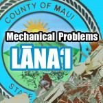 Mechanical Problems Affect Refuse Pickups on Lānaʻi