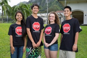Sara Salemi, a senior at King Kekaulike High School, is returning to the Teen Advisory Council for a second year. Serving their first terms on the Teen Advisory Council are Gabrielle Constantino and Justin Shiffler, both sophomores at Kamehameha Schools Maui, and Nicholas Niimi, a senior at Lānaʻi High & Elementary School.