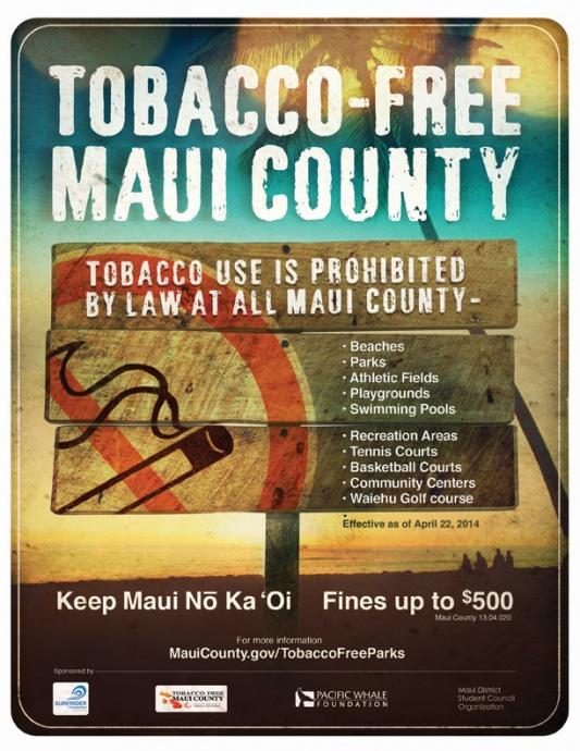 Image courtesy Surfrider Foundation Maui Chapter.