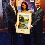 Rep. Gabbard Honored for Support of National Parks