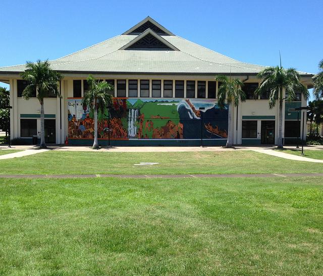 Photo credit: Nicole Beattie/University of Hawaiʻi Maui College