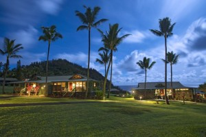 "Travaasa Hāna was ranked #8 on Maui, #21 in Hawaiʻi, and #5 in Lifestyle Hotels on ""Best"" lists published today by U.S. News & World Report. File photo credit: Travaasa Hāna, Maui"
