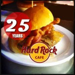 Hard Rock Cafe Maui Celebrates 25 Years with 25 Cent Sliders