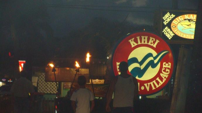 "Kīhei Kalama Villages, ""Triangle."" File photo by Wendy Osher."