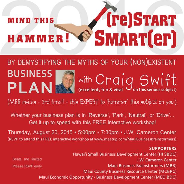 Flyer MBB Workshop Business Plan-Aug-20-2015-final