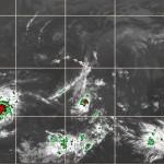 Tropical Storm Halola Forms West of Hawaiian Islands