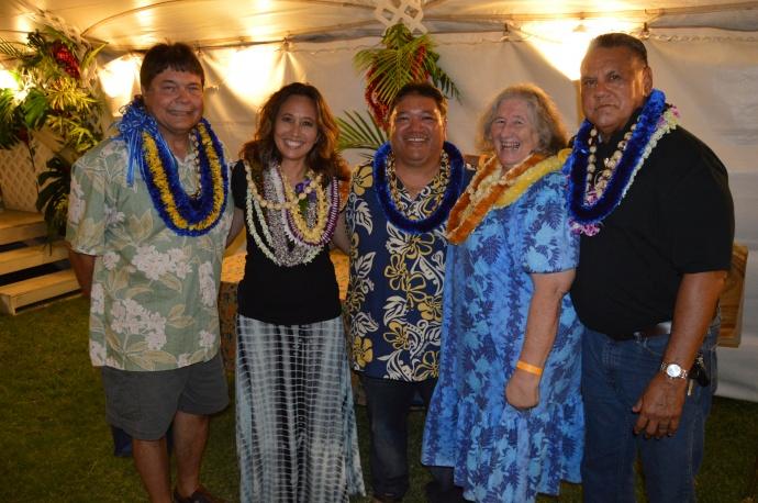 Ho'olaulea Honorees 2015 photo
