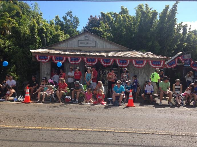 50th Annual Makawao Paniolo Fourth of July Parade. Photo: Debra Lordan