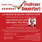 MBB Workshop: Using Census Data to Benefit Your Business