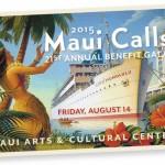 MACC Signature Fundraiser, Maui Calls, Scheduled for Aug. 14