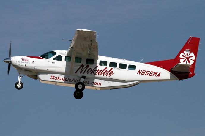Mokulele Airlines. Courtesy photo.