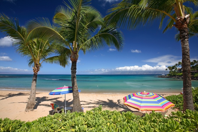 One of Maui's Best Beaches, Napili Bay
