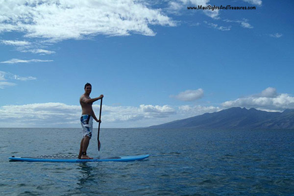 Best Places To Rent SUP Boards on Maui