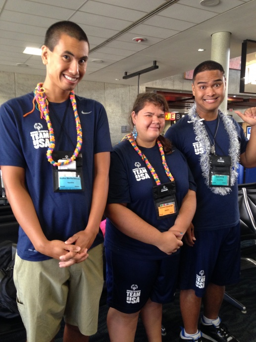 Photo credit: Special Olympics Hawaiʻi.