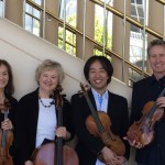 Sarn Oliver and Friends to Perform String Quartets at Seabury
