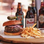 Tommy Bahama Offers Burgers & Brews Special