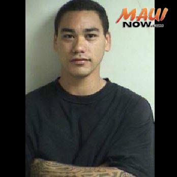 Michael Hoe.  Photo Credit: Maui Police Department.
