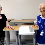 Hospital Auxiliary Provides New Bedside Tables at Maui Memorial