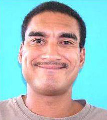 Billy Oliveira. Photo credit: Maui Police Department.