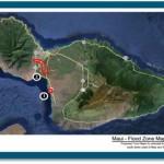 New FEMA Flood Maps for Maui Take Effect Nov. 4, 2015