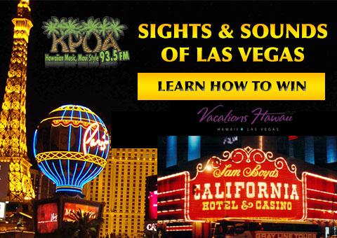 "KPOA 93.5 FM ""Sights & Sounds of Las Vegas"""