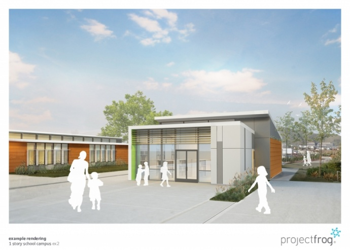 uh manoa  Photo caption: An artist's rendition of an example net zero energy classroom.  Credit: Project Frog.