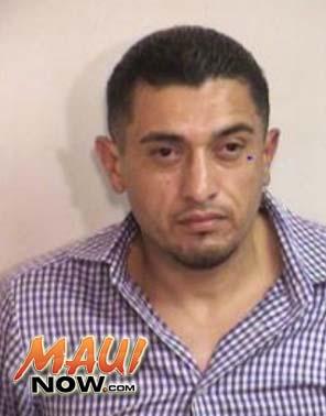 Ruben Settle. Photo courtesy: Maui Police Department.
