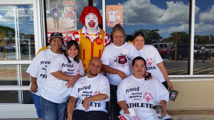 Photo credit: Special Olympics Hawaiʻi.