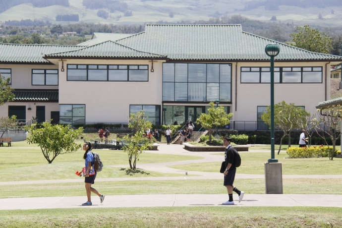 Kamehameha Maui Campus Announces Full Distance Learning Through Aug. 31