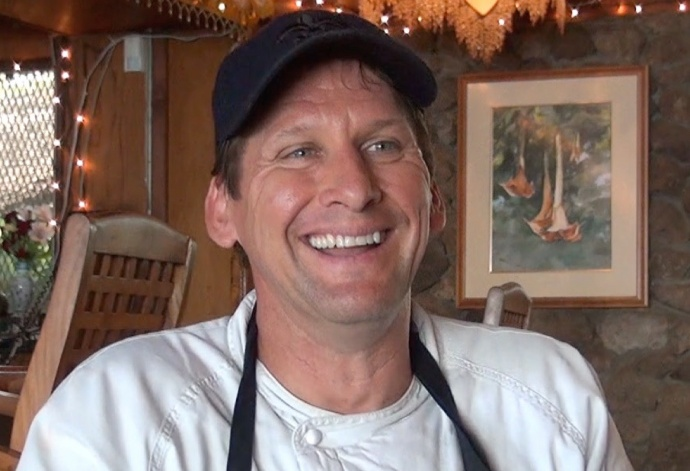 Kula Lodge, Executive Chef Marc McDowell. Photo credit: Kiaora Bohlool.
