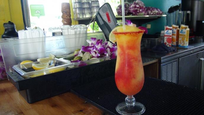 Aloha Mixed Plate. Photo credit: Kiaora Bohlool.