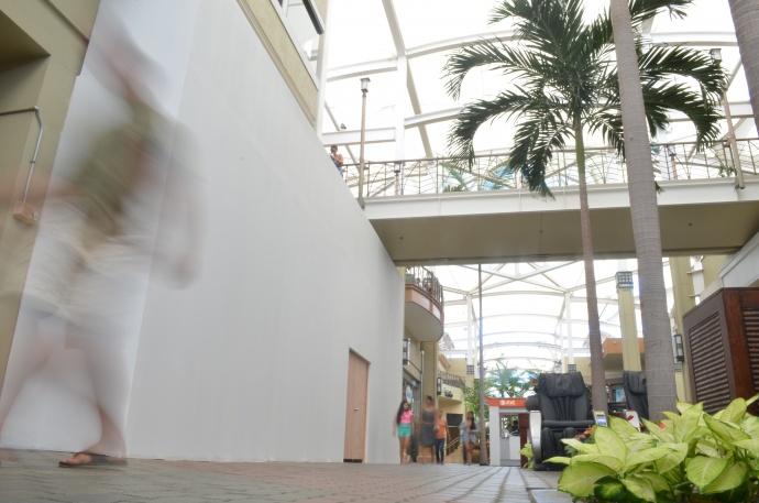 Bath & Body Works future location at the Queen Kaʻahumanu Shopping Center.