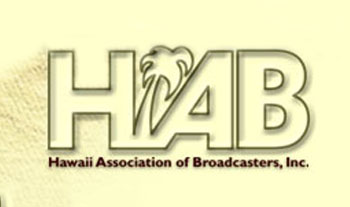 HAB_Logo hawaii broadcasters