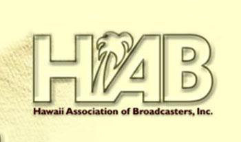 HAB_Logo hawaii broadcasters