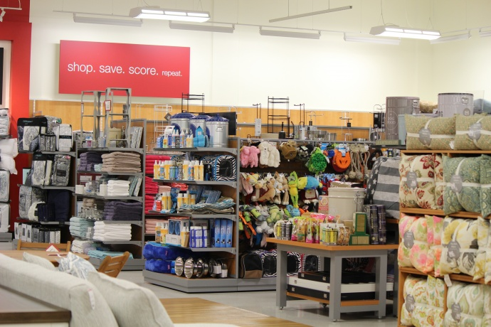 T.J. Maxx Kahului. Photo by Wendy Osher.