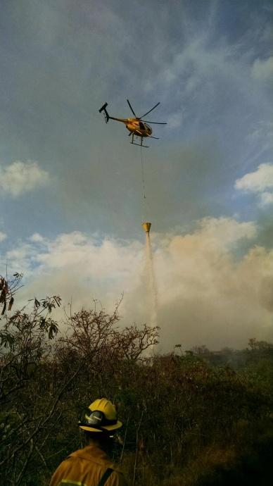 MFD 08.15.15 Kaanapali brushfire
