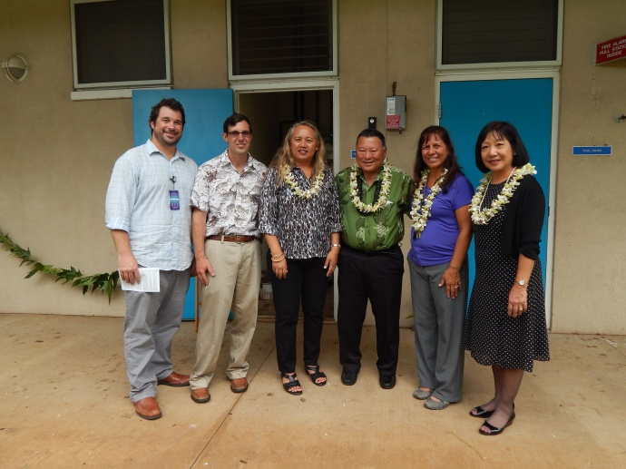 Maui Electric_SPS Paia School Dedication 2015_grp