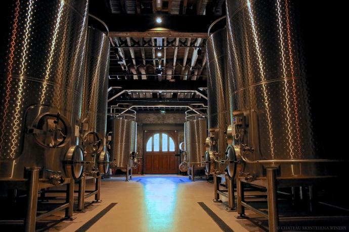 Chateau New Cellar. Photo credit: Fairmont Kea Lani, Maui.