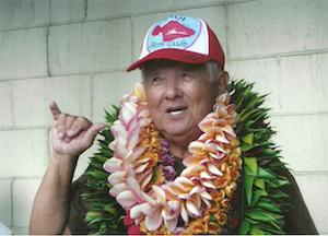 Spirit of Maui Award: Spenser S. Shiraishi. Class of 1945