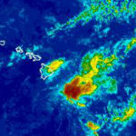 Update 5 p.m. Hilda Downgraded to Post-Tropical Remnant Low