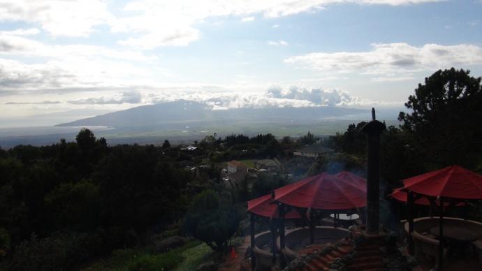 Kula Lodge view. Photo credit: Kiaora Bohlool.