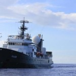 Researchers Return from Central Pacific withEl Niño Data