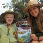 Meet Young Author of Haleakalā's New Jr Ranger Book