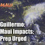 Public Urged to Prepare for Heavy Weather, Maui Impacts