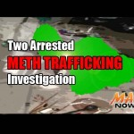 Meth Trafficking Investigation Nets Two Arrests on Maui