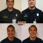 4 Maui Firefighters Promoted