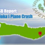 NTSB Report: Loss of Engine Power Likely Caused Molokaʻi Plane Crash