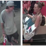 Police Release Surveillance Images in Theft Investigation