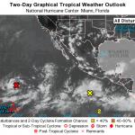 Hawaiʻi Urged to Stay Ready, Additional Disturbances Being Tracked